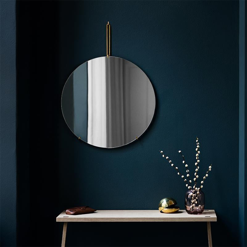 Fairlight by Henry Jacobsson Frameless Wall Mirror Mirror
