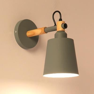 Utan Candle Droplight Wall Lamp Wall lamp Navy green
