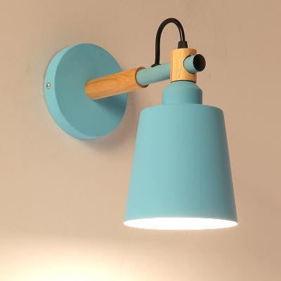 Utan Candle Droplight Wall Lamp Wall lamp Cool blue