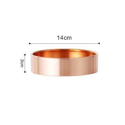 Humphrey by Shields Shelf Shelf Copper Ø14cm