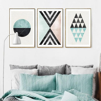 Nordic Essentials Two Canvas print - Wall Art