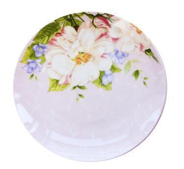 Alice Wonderland Plate unique and elegant Plates Alice in Wonderland / 10 inches