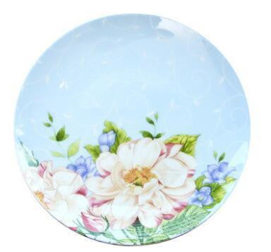 Alice Wonderland Plate Plates Alice in the Clouds / 10 inches