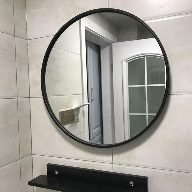 Clearano by Henry Jacobsson Frameless Wall Mirror Mirror Ø70cm