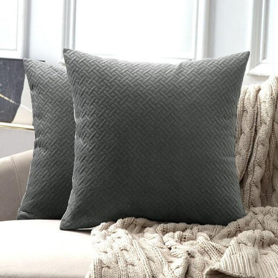 Luxe by Celiné / Pillowcase Pillow Grey