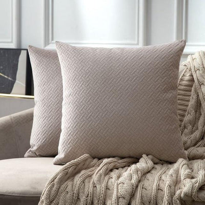 Luxe by Celiné / Pillowcase Pillow Heart Wood