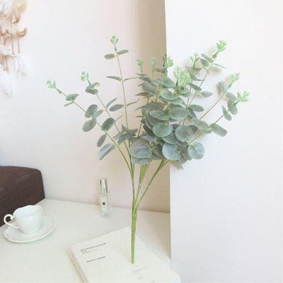 Eucalyptus by Una Hubmann Artificial Flowers Large