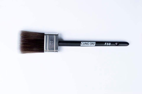 Cling On UK F50 Large Cling On Flat Brush