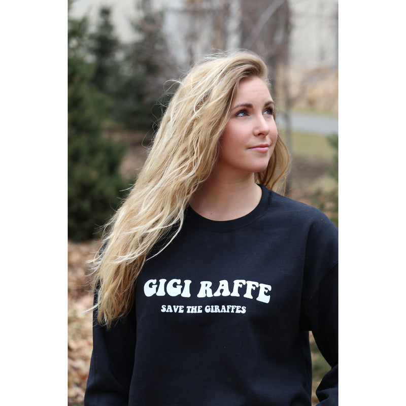 Gigi Throwback Crew Neck