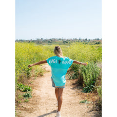Gigi Blue Sky -Loose T