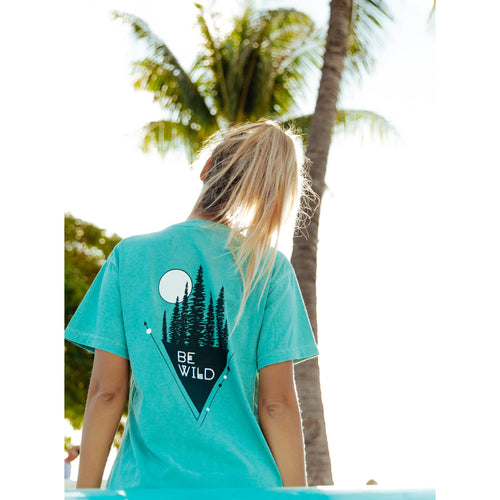 Gigi BE WILD- Short Sleeve Tee