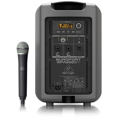 Behringer Europort MPA200BT-PRO (Battery Powered)