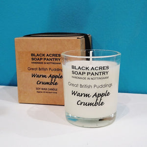 Warm Apple Crumble Candle