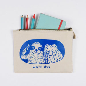 Weird Club Pouch