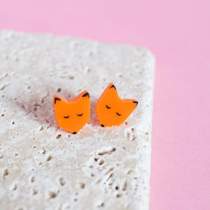 Fox Tales Earrings