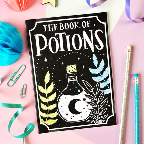 The Book of Potions Notebook