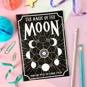 Magic of the Moon Notebook