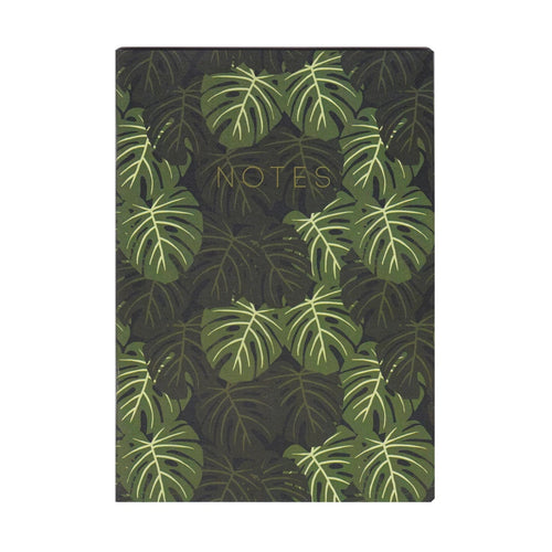 Monstera Mini Notebook