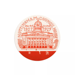 Nottingham Melamine Coaster Set