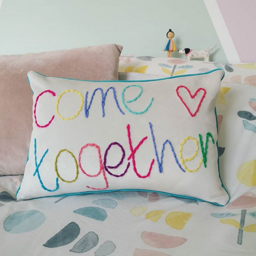Come Together Cushion