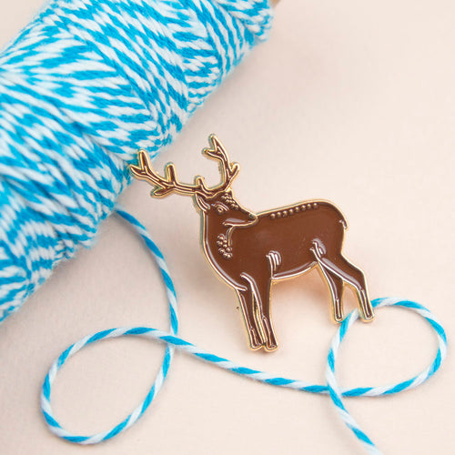 Stag Pin
