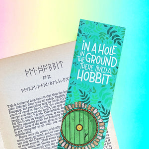 The Hobbit Bookmark