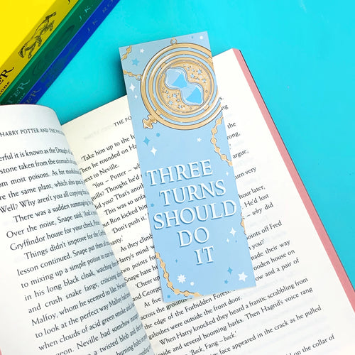 Time Turner Bookmark