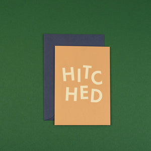 Hitched Card