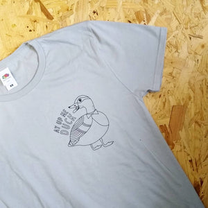 Ay Up Me Duck T-Shirt - Size Small