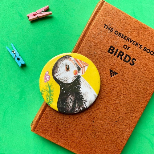 Puffin Badge
