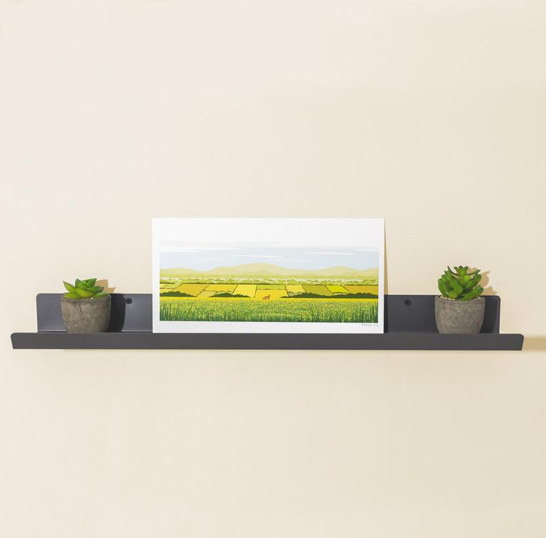 Summer View Giclee Print
