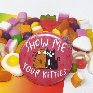 Show me your Kitties Badge