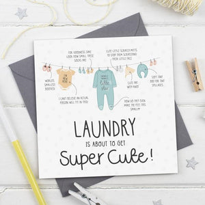 Laundry is about to get Super Cute!  Card