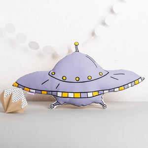 Flying Saucer Cushion