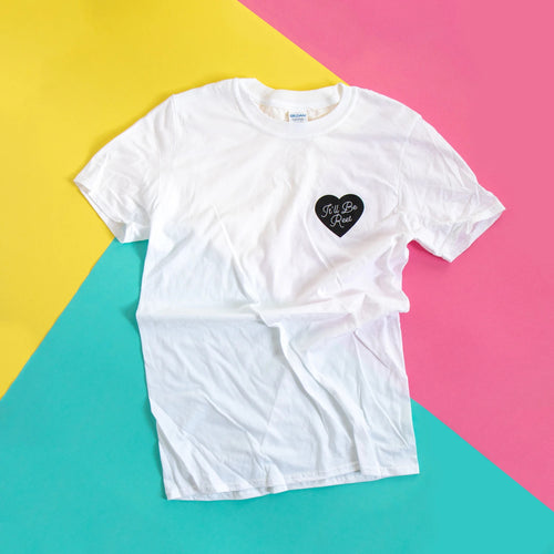 It'll Be Reet Pocket Print T-shirt