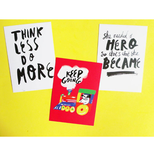 Motivational Postcard Pack