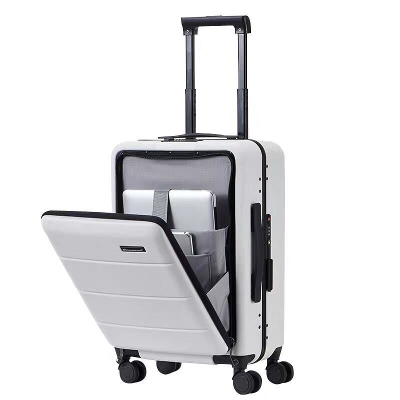 Hardside Convenient Spinner Suitcase