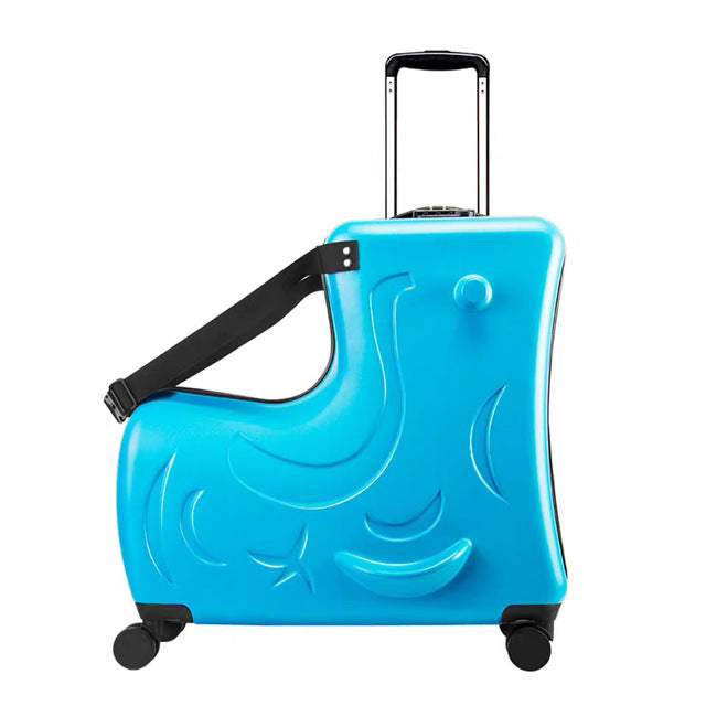 Children's Trolley Spinner Suitcase