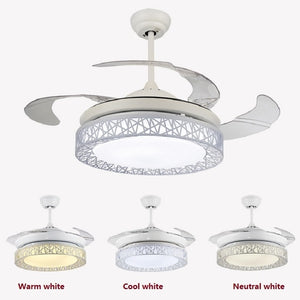 LED Modern Ceiling Fan™