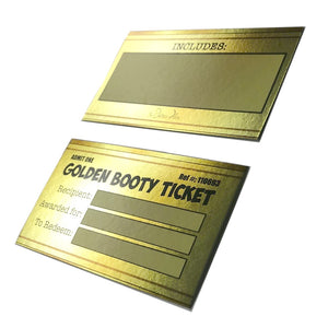 The Golden Booty Ticket