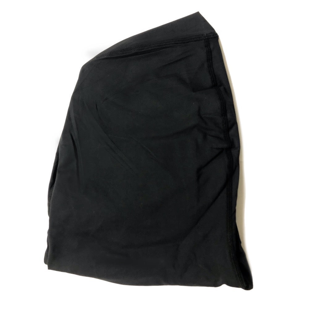 OMG Size Buttress Pillow Yoga Pant Cover in Black for a happy booty