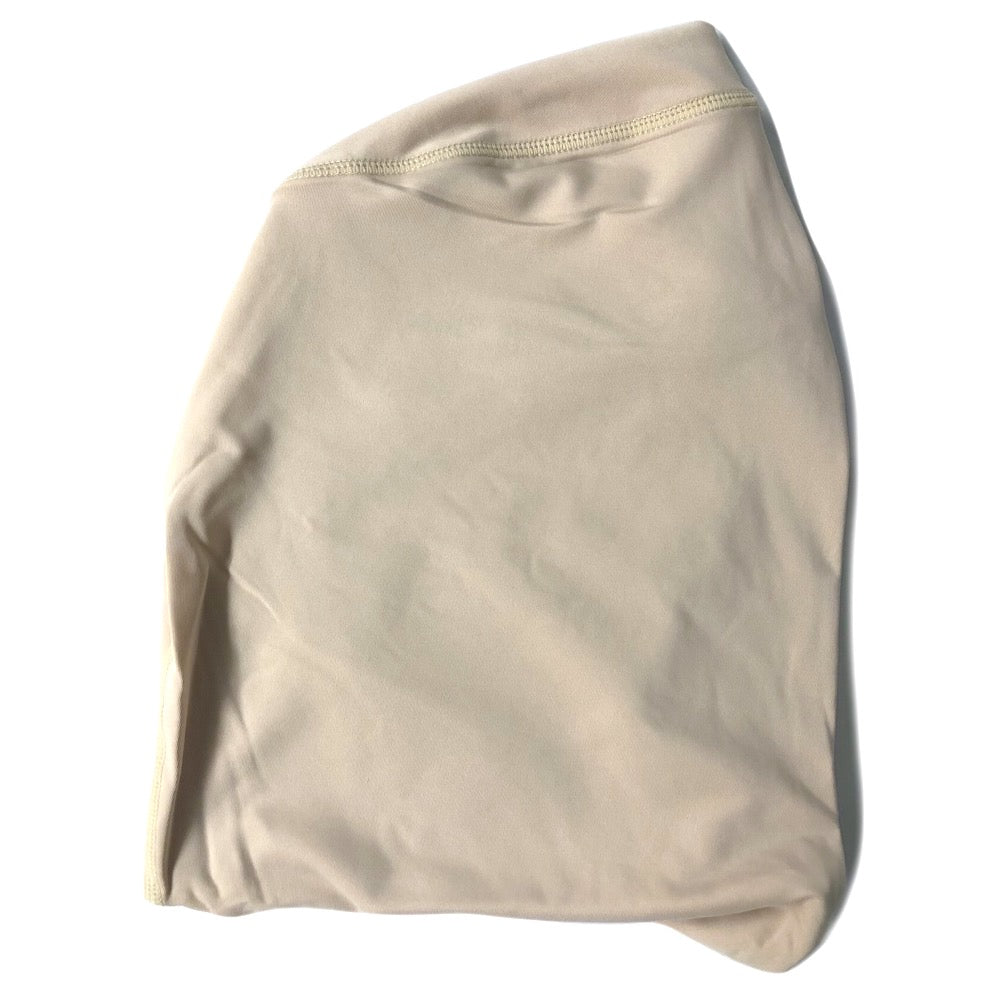 OMG Size Buttress Pillow Yoga Pant Cover in Nude for a happy booty