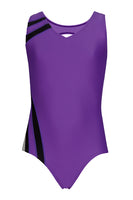 Child Stick the Landing Tank Leotard - 11066C
