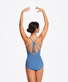 Ladies Strappy Back Camisole Leotard - 11274W