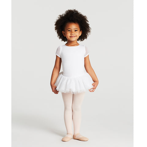 Child Puff Sleeve Leotard - 11311C