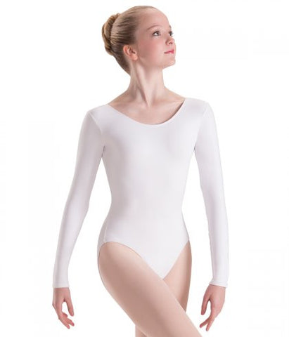 Long Sleeve Dri-Line Leotard - 2102 611