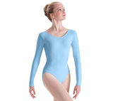 Long Sleeve Cotton Leotard - 2102