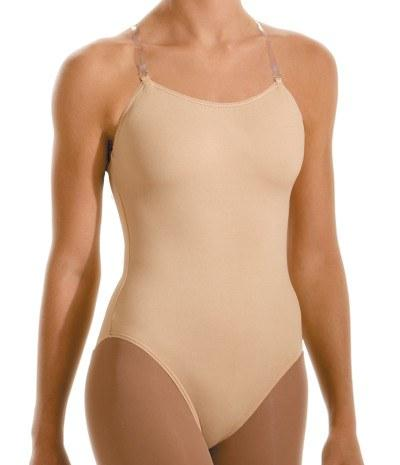 Underwears Adjustable Strap Camisole Leotard - 2492 107