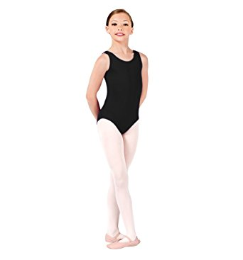 Wide Strap Heart Back Leotard - 2786 497