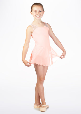 Skirted Tank Leotard - M1069C